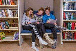 Ungdom som leser